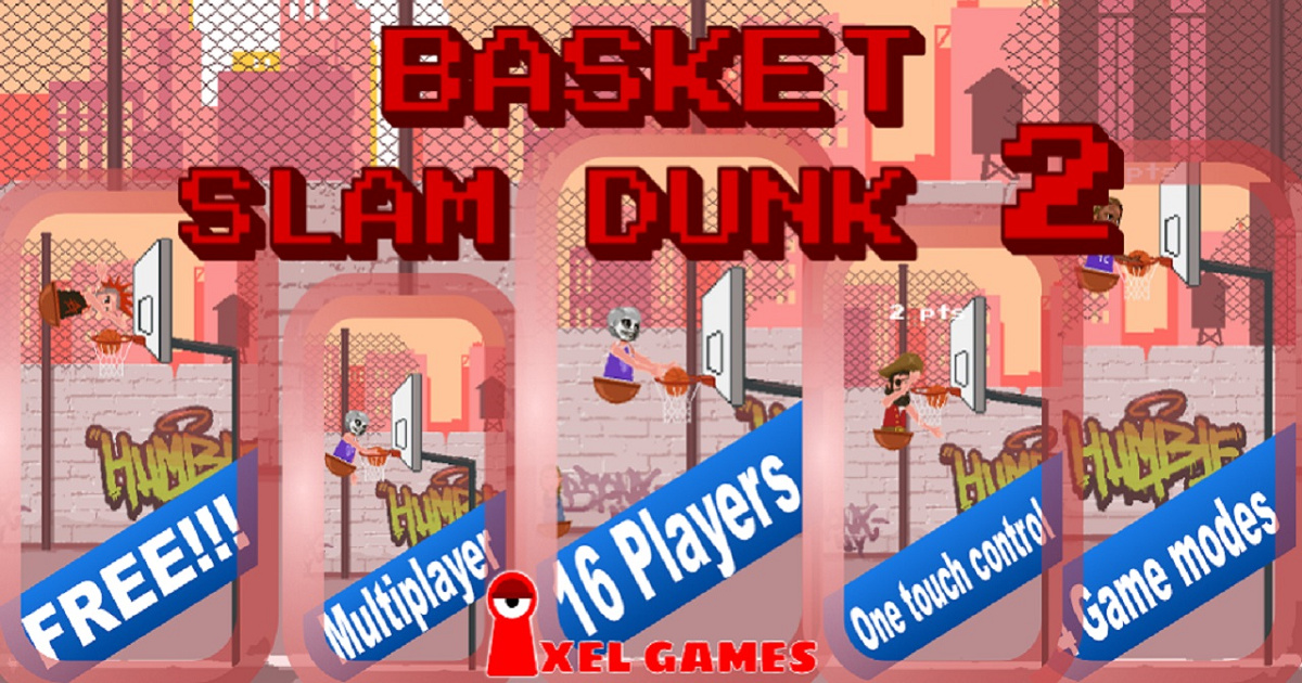 Image Basket Slam Dunk 2