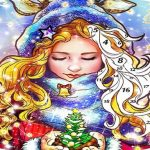 Christmas:Coloring Book, Coloring GAME FREE
