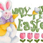 Easter Bunny Slide