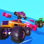 Fall Cars : Ultimate Knockout Race