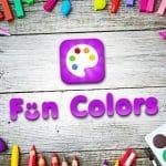 Fun Colors – coloring book for kids