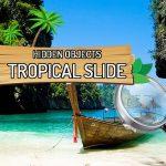 Hidden Objects Tropical Slide