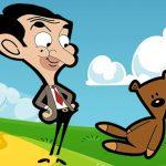 Mr. Bean Coloring Book