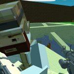 Pixel Arena blocky combat fps