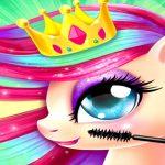 Princess Pony Unicorn Salon