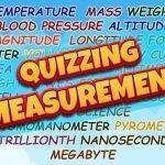 Quizzing Measurement