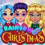 Rainbow Girls Christmas Party