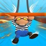 Roof Run Rails Man – railing challenge Game online