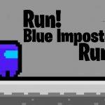 Run Blue İmposter Run