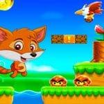 Super Fox World Jungle Adventure Run