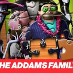 The Addams Family Jigsaw Puzzle